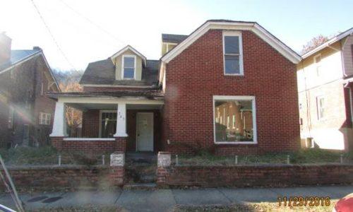 205 N Cumberland Ave., Harlan, Kentucky 40831