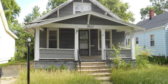 2017 Kansas Ave. Flint, Michigan 48505