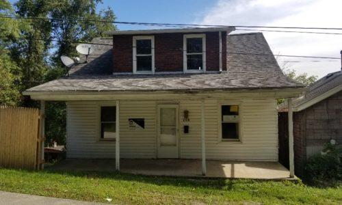 208 Russie Ave., Bentleyville PA 15314