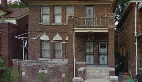 2748 Buena Vista Street, Detroit, Michigan 48238