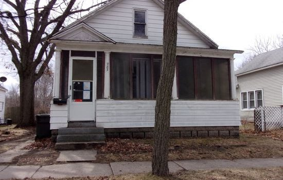 783 W Grand Street,  Muskegon, MI  49441