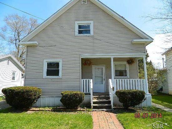 406 S Woodbridge St, Saginaw, Michigan 48602