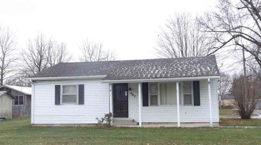 407 E Main St, Van Buren, Indiana 46991