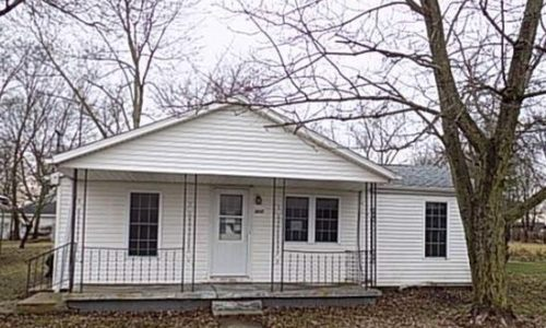 2017 Cottage Ave., New Castle, Indiana 47362