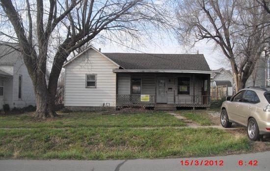 408 W Prospect, Cameron, Missouri,  64429