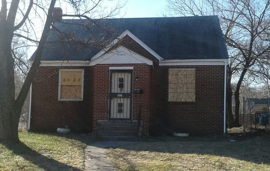 5001 W 7th Ave, Gary, Indiana 46406